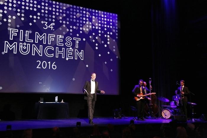 Award Ceremony @Filmfest München 2016