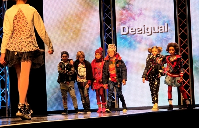 Colorful brand from Spain - Desigual